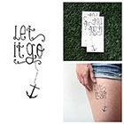 Tattify Portside - Temporary Tattoo (Set of 2)