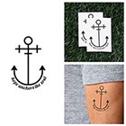Tattify Buoyancy - Temporary Tattoo (Set of 2)