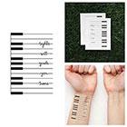 Tattify Fixie - Temporary Tattoo (Set of 2)
