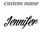 InknArt Custom Name temporary tattoo personalized gift - InknArt Temporary Tattoo - fake tattoo wedding tattoo