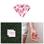 Tattify Crystal Clear - Temporary Tattoo (Set of 2)
