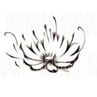 InknArt Lotus Hand-drawn temporary tattoo - InknArt Temporary Tattoo - wrist quote tattoo body sticker fake tattoo wedding tattoo small tattoo