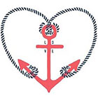 WildLifeDream Anchor love - Temporary tattoo