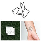 Tattify Spike - Temporary Tattoo (Set of 2)