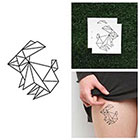 Tattify Hop to It - Temporary Tattoo (Set of 2)