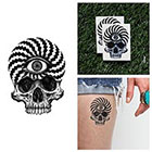 Tattify Triclops - Temporary Tattoo (Set of 2)