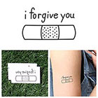 Tattify Boo Boo - Temporary Tattoo (Set of 2)