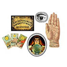 The Fickle Tattoo Vintage Halloween Temporary Tattoos -