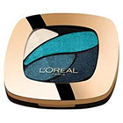 L'Oreal Colour Riche Dual Effects Eyeshadow in Emerald Conquest 290