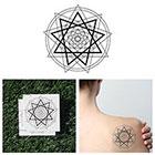 Tattify Seeing Stars - Temporary Tattoo (Set of 2)