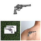 Tattify Son of a Gun - Temporary Tattoo (Set of 2)