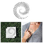 Tattify Circles and Dots - Temporary Tattoo (Set of 2)