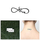 Tattify Unconditional - Temporary Tattoo (Set of 2)