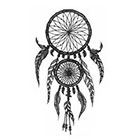 TattooNbeyond Temporary Tattoo - Dreamcatcher