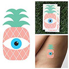Tattify pEYEnapple - Temporary Tattoo (Set of 2)