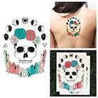 Tattify Live Forever - Temporary Tattoo (Set of 2)