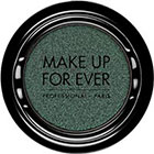 Make Up For Ever Artist Shadow Eyeshadow and powder blush in ME302 Peacock (Metallic) eyeshadow