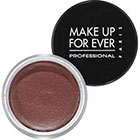 Make Up For Ever Aqua Cream in 14 Satin Brown warm brown shimmer