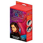 Target Secret Color Headband Hair Extensions - Red & Purple