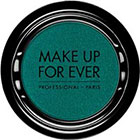 Make Up For Ever Artist Shadow Eyeshadow and powder blush in S234 Azure Blue (Satin) eyeshadow