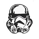 Soma Art Tattoo Star Wars Temporary Tattoo - SomaArtTattoo Temporary Tattoo - wrist quote tattoo body sticker fake tattoo wedding tattoo small tattoo