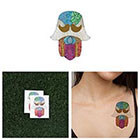 Tattify Life Saver - Temporary Tattoo (Set of 2)