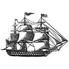 TattooNbeyond Temporary Tattoo - Vintage Ship