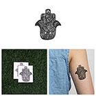 Tattify Sealed - Temporary Tattoo (Set of 2)
