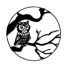 Soma Art Tattoo Owl at Tree Temporary Tattoo - SomaArtTattoo Temporary Tattoo - wrist quote tattoo body sticker fake tattoo small tattoo