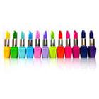 Kleancolor Kleancolor Femme Lipsticks 12 Colors Assorted Lipsticks with Vera and Vitamin E