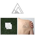 Tattify Triumphant - Temporary Tattoo (Set of 2)