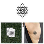 Tattify Tribeca - Temporary Tattoo (Set of 2)