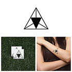 Tattify Trigger - Temporary Tattoo (Set of 2)