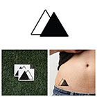 Tattify Trickster - Temporary Tattoo (Set of 2)