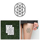 Tattify Tryst - Temporary Tattoo (Set of 2)