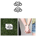 Tattify Infinitely - Temporary Tattoo (Set of 2)