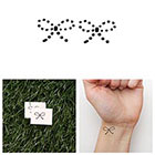 Tattify Tied Up - Temporary Tattoo (Set of 2)