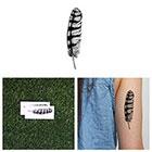 Tattify Penna - Temporary Tattoo Pack (Set of 2)