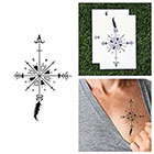 Tattify Wanderer - Temporary Tattoo (Set of 2)