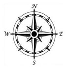 WildLifeDream Compass - Temporary Tattoo