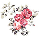 TattooNbeyond Temporary Tattoo - Vintage Rose