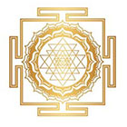 Royaltats Sri Yantra Large Mandala Temporary Tattoo, Metallic Tattoo , buddhism tattoo Set of 12 Temporary Tattoos **Free Expedited Shipping **