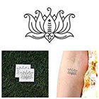 Tattify Spirited Away - Temporary Tattoo (Set of 2)