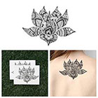 Tattify Padma - Temporary Tattoo (Set of 2)