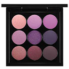 M·A·C Eye Shadow x 9: Purple Times Nine