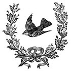 WildLifeDream Vintage swallow - Temporary tattoo