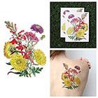 Tattify Garden Variety - Temporary Tattoo (Set of 2)