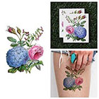 Tattify Garden Path - Temporary Tattoo (Set of 2)