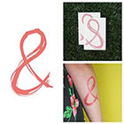 Tattify And - Temporary Tattoo (Set of 2)
