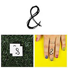 Tattify Furthermore - Temporary Tattoo (Set of 2)